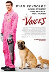 The Voices Movie Poster
