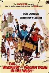 The Wackiest Wagon Train in the West Affiche de film