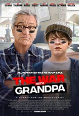 The War with Grandpa Movie Poster Movie Poster