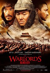 The Warlords Movie Poster
