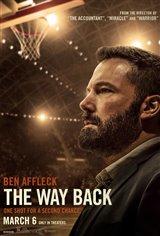 The Way Back (v.o.a.) Affiche de film