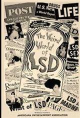 The Weird World of LSD (1967) Movie Poster