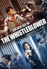 The Whistleblower Movie Poster