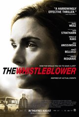 The Whistleblower (2011) Movie Poster Movie Poster