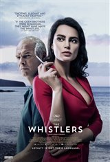 The Whistlers Affiche de film