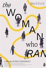 The Woman Who Ran (Domangchin yeoja) Affiche de film