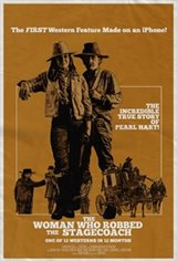 The Woman Who Robbed the Stagecoach Affiche de film