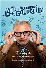 The World According to Jeff Goldblum (Disney+) Movie Poster
