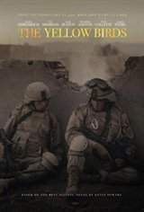 The Yellow Birds Movie Poster Movie Poster