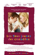 The Yellow Eyes of Crocodiles Movie Poster Movie Poster