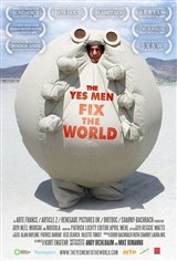 The Yes Men Fix the World Movie Poster Movie Poster