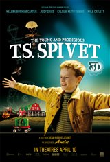 The Young and Prodigious T.S. Spivet Movie Poster