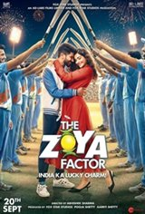 The Zoya Factor Large Poster