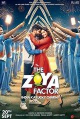 The Zoya Factor Affiche de film