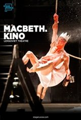 Theatre Lensoviet: Macbeth Large Poster