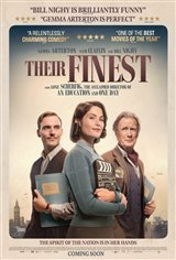 Their Finest Movie Poster Movie Poster