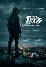 They Call Me Jeeg (Lo chiamavano Jeeg Robot) Movie Poster