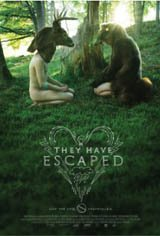 They Have Escaped Movie Poster