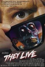 They Live Movie Poster