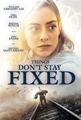 Things Don't Stay Fixed Affiche de film