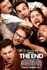 This Is The End Movie Poster