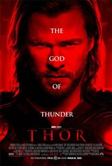 Thor 3D Movie Poster