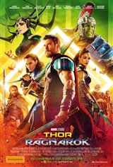 Thor: Ragnarok Movie Poster Movie Poster