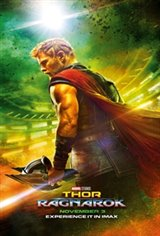 Thor: Ragnarok The IMAX 2D Experience Movie Poster