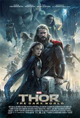 Thor: The Dark World 3D - An IMAX 3D Experience Movie Poster