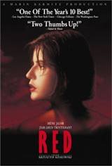 Three Colors: Red Movie Poster