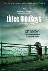 Three Monkeys Movie Poster