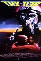 THX 1138 (1971) Movie Poster