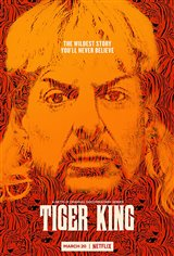 Tiger King: Murder, Mayhem and Madness (Netflix) Movie Poster