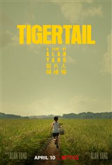 Tigertail movie trailer