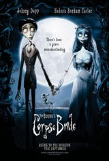 Tim Burton's Corpse Bride Movie Poster Movie Poster