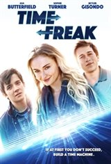 Time Freak Large Poster