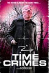 Timecrimes Movie Poster Movie Poster