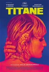 Titane (v.o.f.) Affiche de film