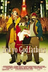 Tokyo Godfathers Movie Poster Movie Poster