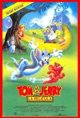 Tom y Jerry: La película Affiche de film