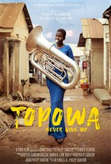 Topowa! Never Give Up Movie Poster