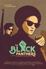 Toronto Black Film Festival Presents: The Black Panthers: Vanguard of the Revolution Movie Poster