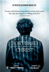 Tortured for Christ Affiche de film