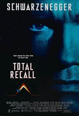 Total Recall (1990) Movie Poster