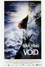 Touching the Void Movie Poster Movie Poster