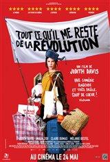 Tout ce qu'il reste de la révolution Movie Poster