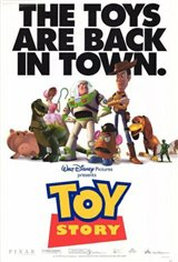 Toy Story Large Poster
