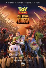 Toy Story That Time Forgot Movie Poster Movie Poster