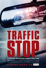 Traffic Stop Large Poster