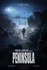 Train to Busan Presents: Peninsula (v.o.s.-t.a.) Affiche de film
